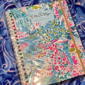 Lilly Pulitzer 17 month agenda 2019 through 2020